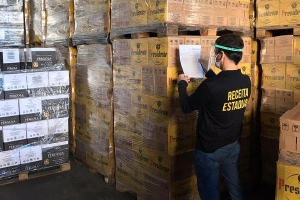Operação da Receita Estadual apura sonegação de impostos em Contagem