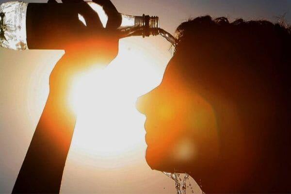 Contagem pode registrar calor de 35°C em pleno inverno