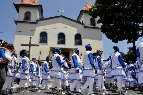 Festa de Nossa Senhora do Rosário é nesse final de semana