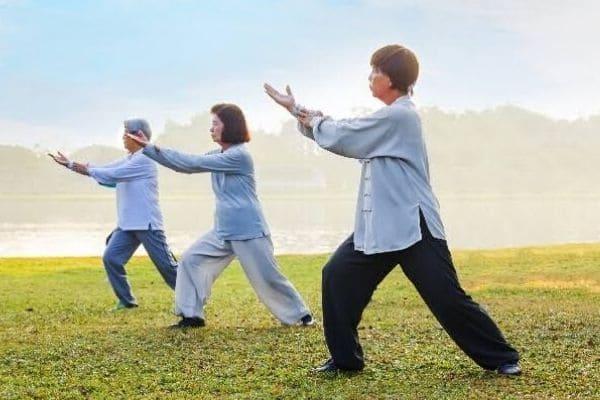 Academia de Contagem promove aulas experimentais de tai chi chuan