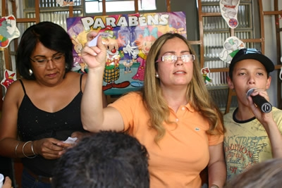Carlin Moura, Cidadão Honorário de Contagem