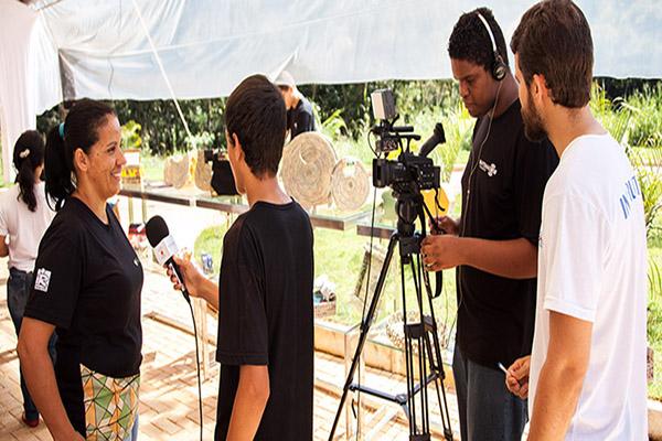 Instituição de Betim oferece curso gratuito de audiovisual