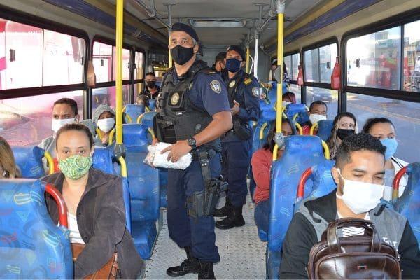 Fiscalização em ônibus vai ser intensificada em Contagem
