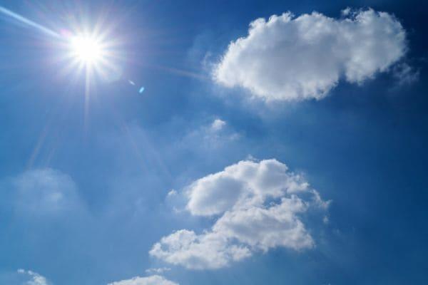 Terça-feira será quente em Contagem