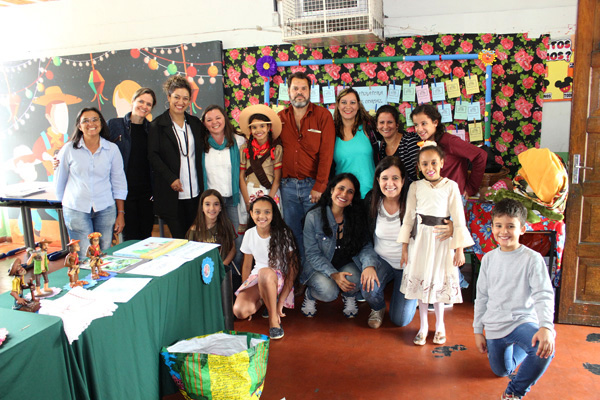 Cultura muda a realidade da Escola Municipal Doutor Sabino Barroso