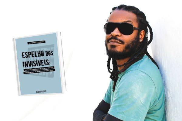 Vulgo Elemento ministra palestra e lança livro em BH
