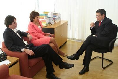 Marília Campos negocia projetos para Contagem