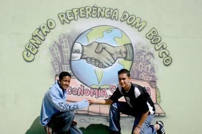 Centro de Referência de Economia Solidária.