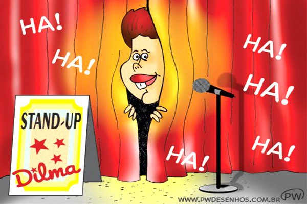 Stand up Dilma