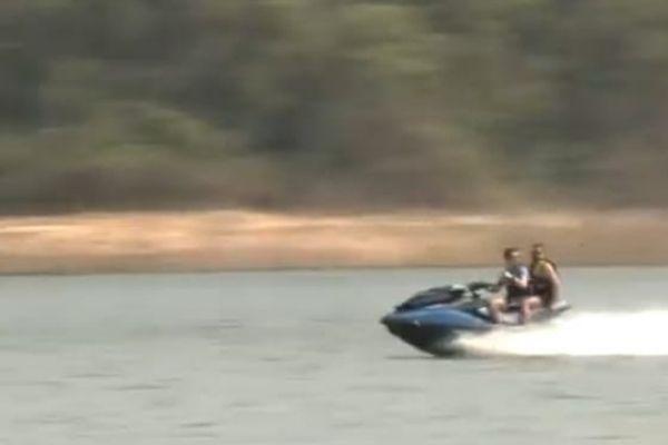 Mulher morre em acidente na Lagoa Várzea das Flores