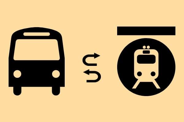 Ônibus metropolitanos integrados ao metrô também têm tarifas reajustadas