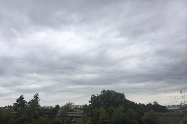 Zona de Convergência perde força e chuva diminui, em Minas