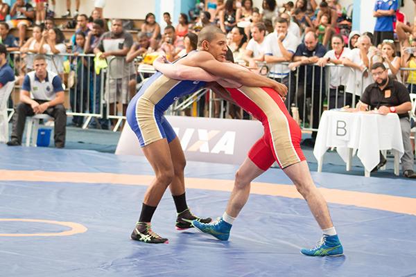 Contagem recebe Desafio Internacional de Wrestling
