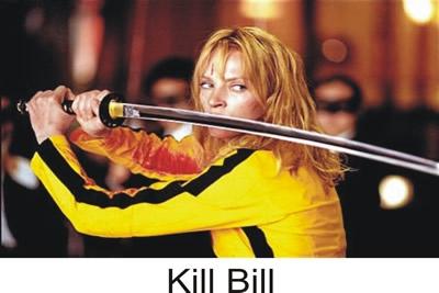 Mostra Quentin Tarantino no projeto Na Tela.