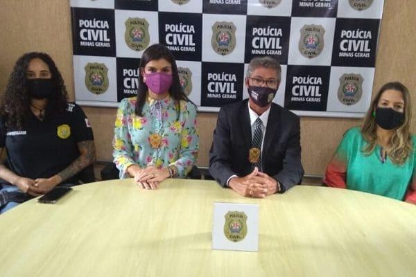 Suspeito de abusar de menina de 13 anos é preso em Contagem