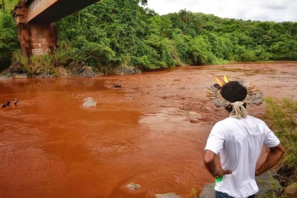 Ao menos 305 km do Rio Paraopeba estão contaminados, diz ONG