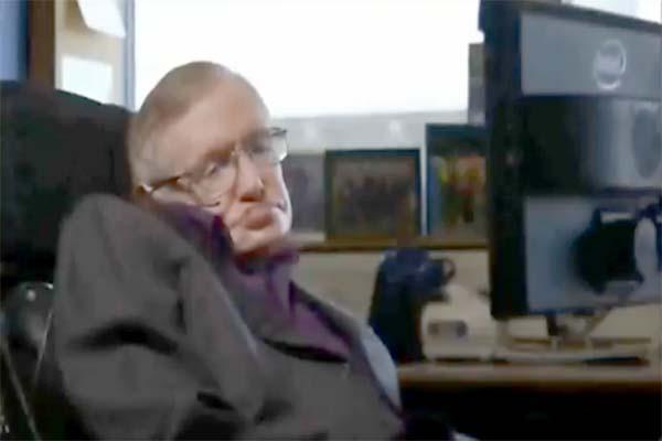 Unesco presta tributo a Stephen Hawking no Twitter