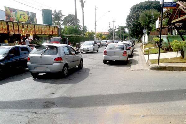 Movimento de sacolão incomoda moradores do bairro Vila Boa Vista