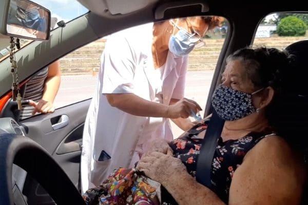 Público-alvo da vacinação contra a Covid-19 é ampliado