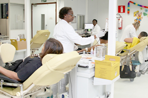 Dia Mundial do Doador de Sangue lembra da importância do gesto