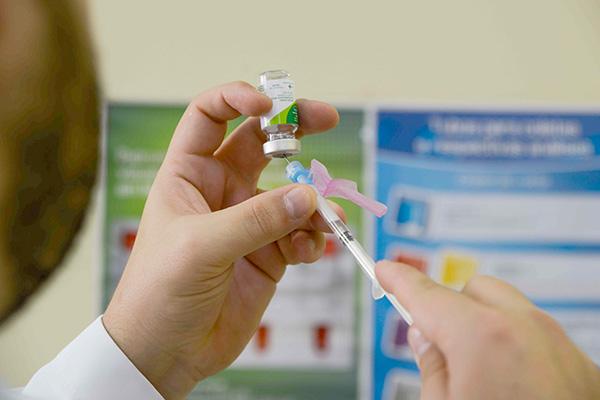 Campanha de vacinação contra gripe é novamente prorrogada