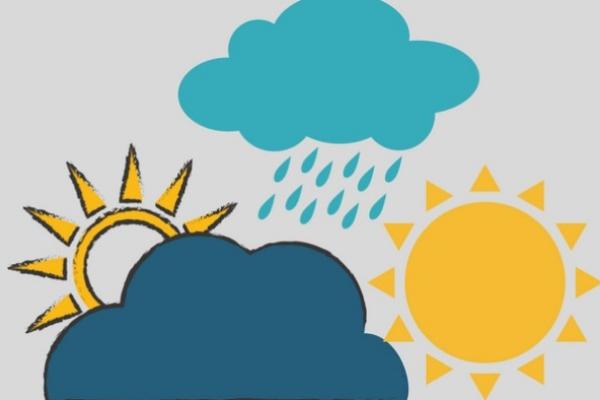 Contagem pode ter pancadas de chuva até terça-feira