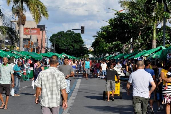 Feira do Eldorado tem edição extra no domingo