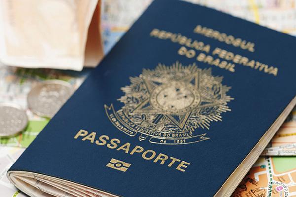 Entrega de passaportes foi interrompida por falta de contrato com a PF