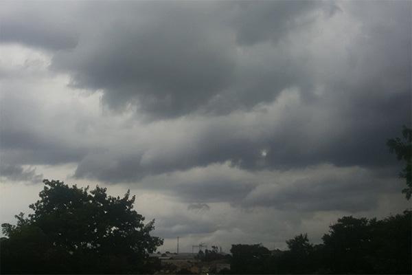 Grande BH tem alerta de chuva forte