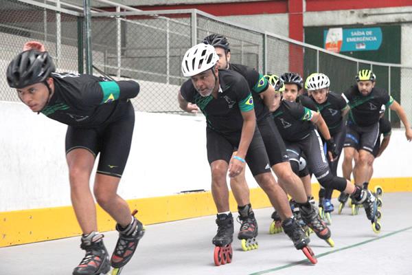 Patinação de velocidade inicia treinamentos em Contagem