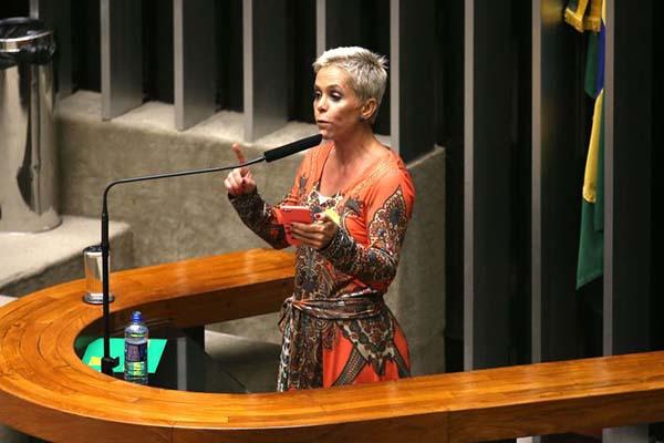Justiça Federal nega mais um recurso sobre posse de Cristiane Brasil