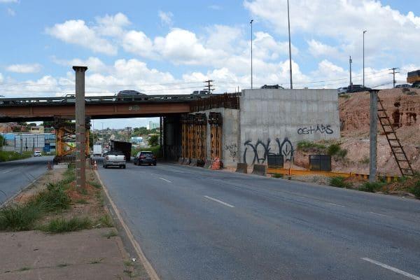 Obras no Complexo Viário do Beatriz podem causar retenções