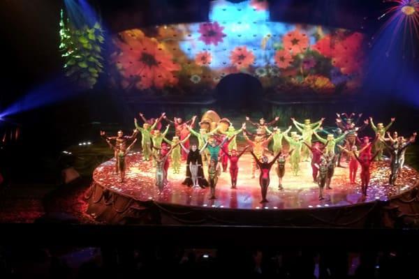 Últimos dias do Cirque du Soleil em BH
