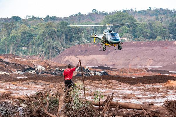 Chega a 228 mortes provocadas pela Vale em Brumadinho