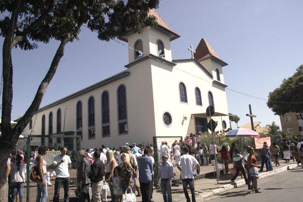 Igreja do Rosário recebe mais uma Festa da Abolição
