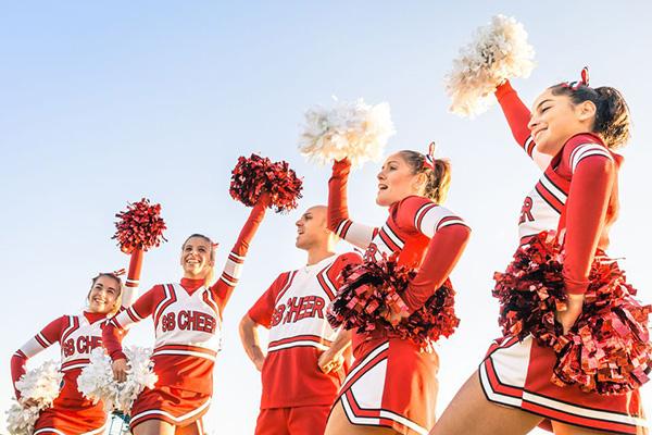 Contagem sedia Batalha de Cheerleading