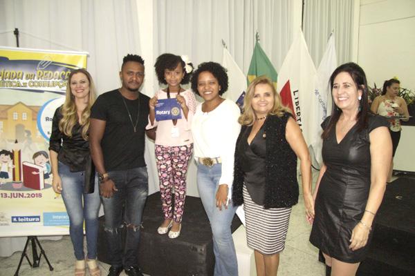 Rotary Club promove 1ª Olimpíada da Redação