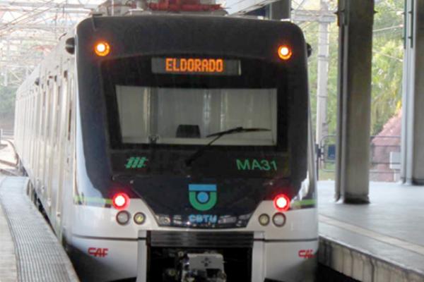 Metrô tem horário ampliado para compras de Natal