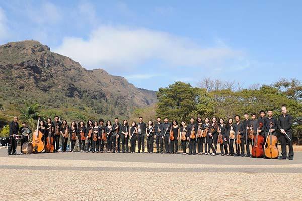 Orquestra Jovem Gerais leva turnê a Rio e Salvador