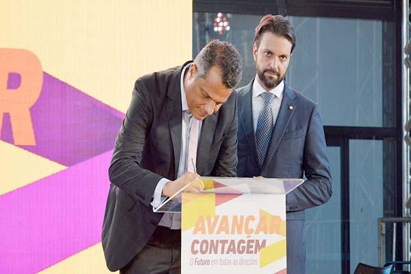 Conclusão da avenida Maracanã, em Contagem, terá recursos federais