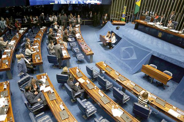 A 6 meses das eleições, bancadas no Senado têm nova configuração