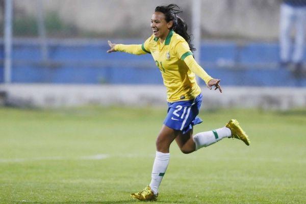Jogadora de Contagem é convocada para a seleção brasileira