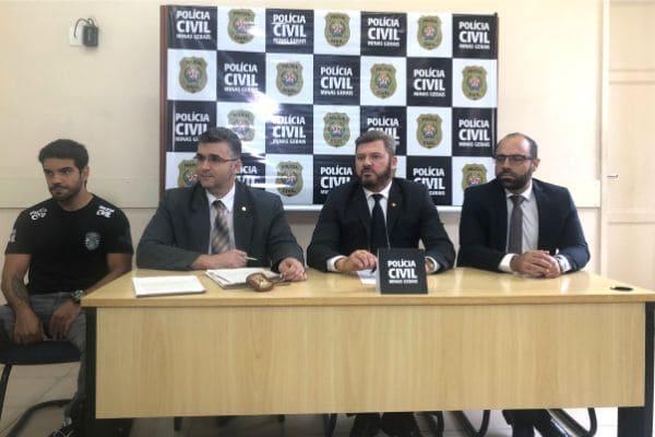 Suspeito de matar motorista de aplicativo é preso em Contagem