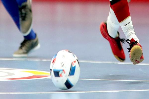 Escolinha de Futsal de Contagem tem inscrições abertas