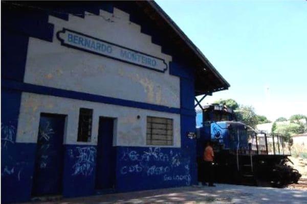 Estação Ferroviária Bernardo Monteiro será revitalizada