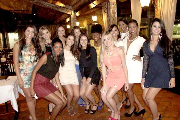 Acontece hoje a eleição da Miss Contagem 2015