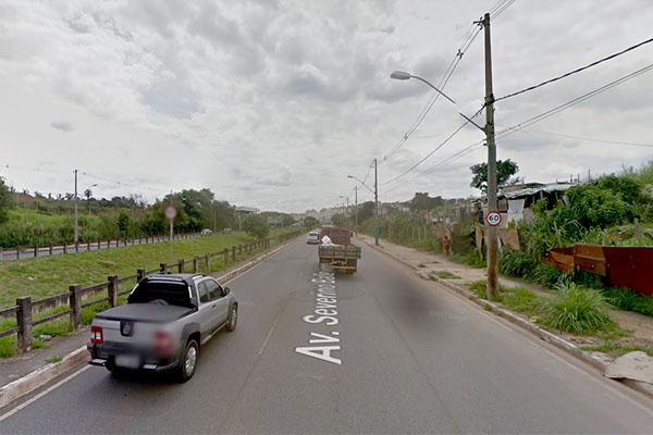Suspeito é ferido após perseguição e troca de tiros, em Contagem