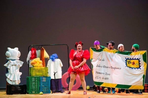 Praça da Jabuticaba será palco de apresentação teatral gratuita