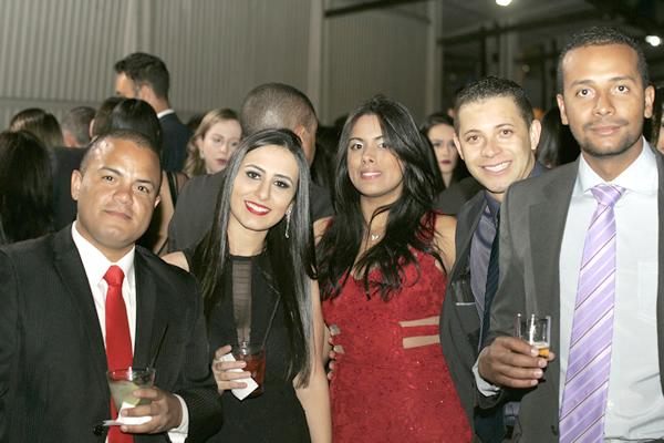 Advogados de Minas fazem a festa em BH