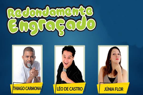 Comédia stand up está na programação de sexta-feira em Contagem